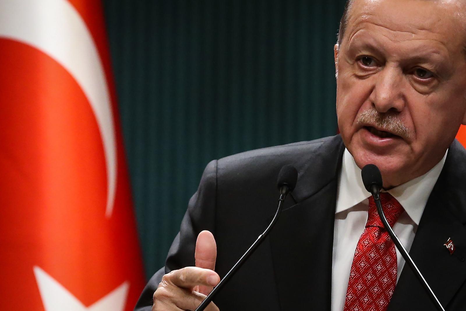 Die Türkei rückt in das Zentrum des neuen grossen Spiels