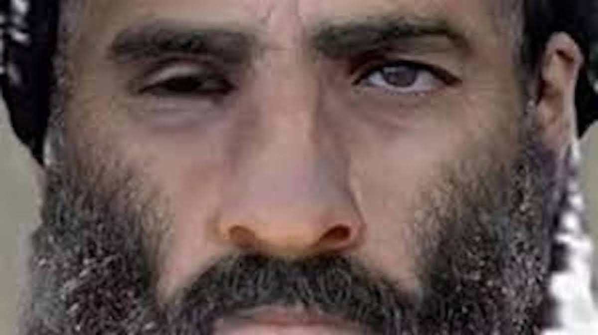 Deceased Taliban founder Mullah Mohammed Omar in a file photo. Photo: Wikimedia