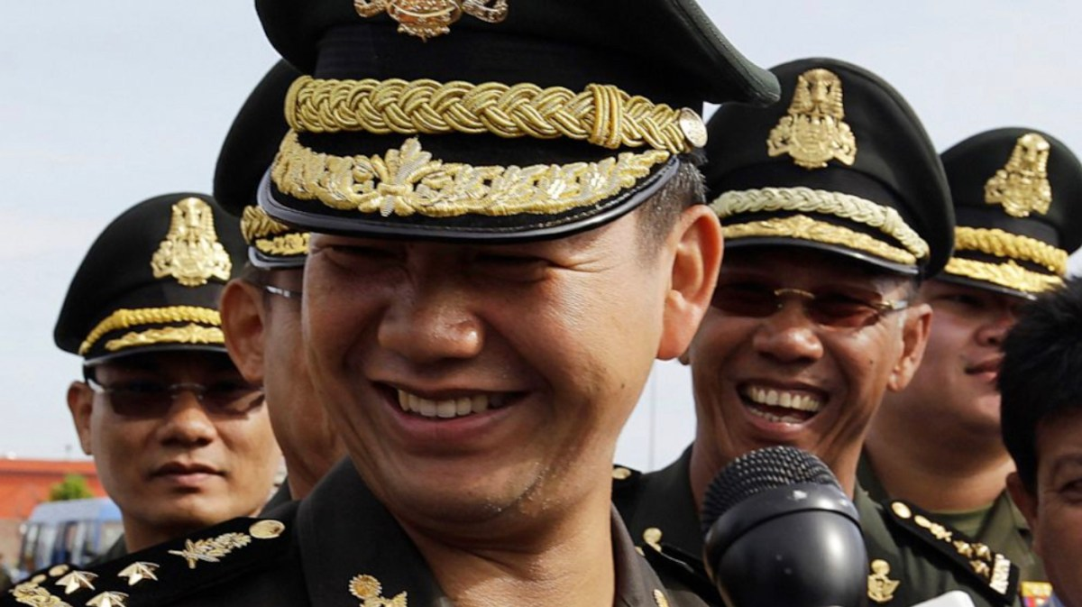 Machinations of political succession in Cambodia