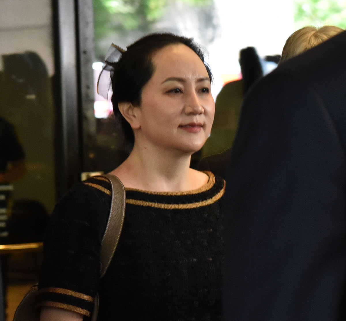 Sparks of Chinese light from Meng Wanzhou's release