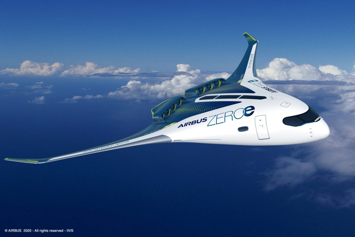 Flying high: In praise of the hydrogen option