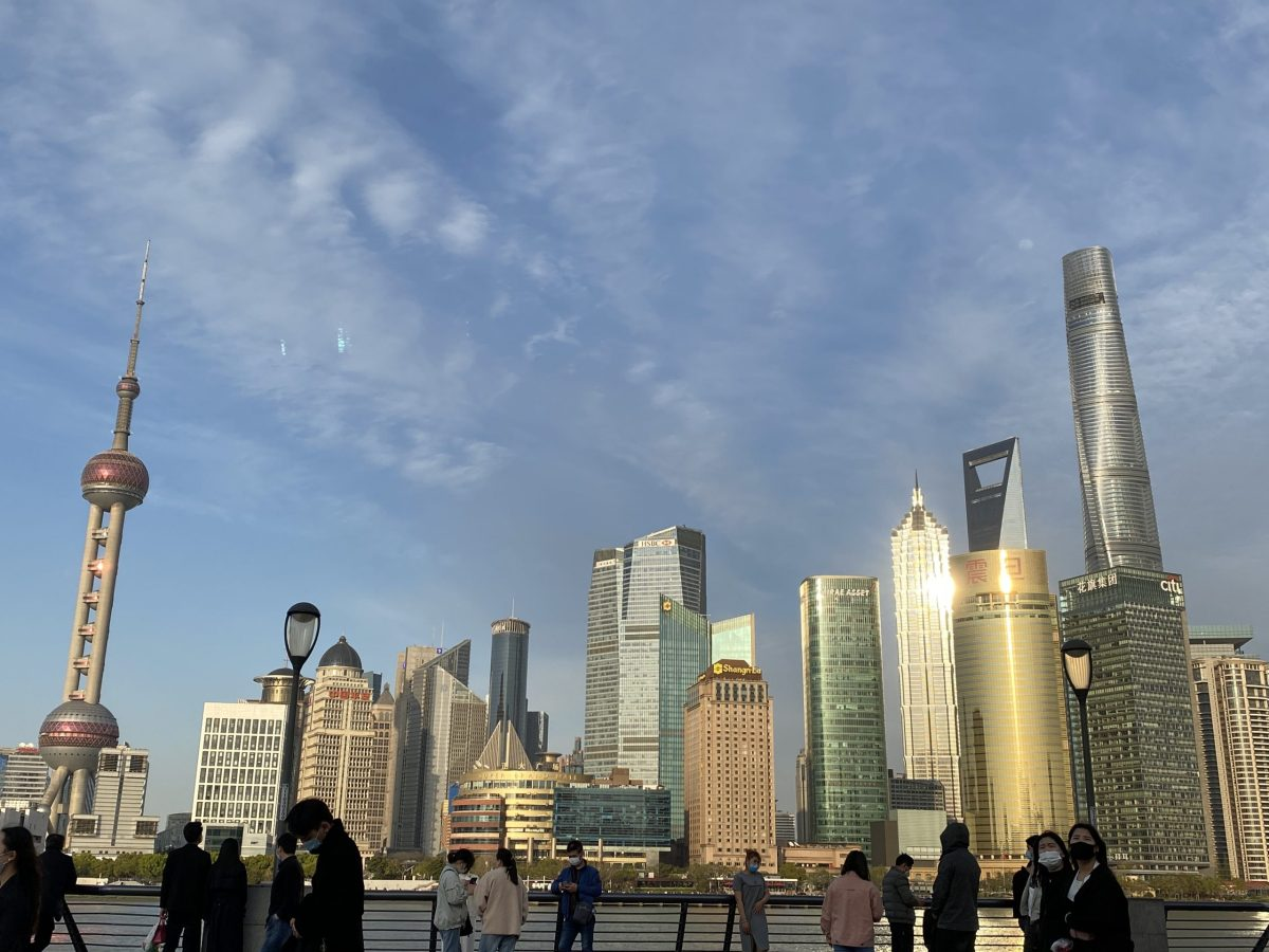 Wall Street comes to Shanghai as shackles loosened
