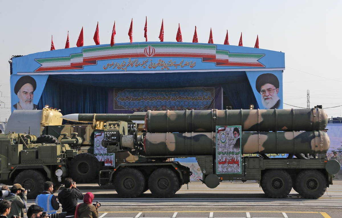 America's Iran strategy takes a heavy hit