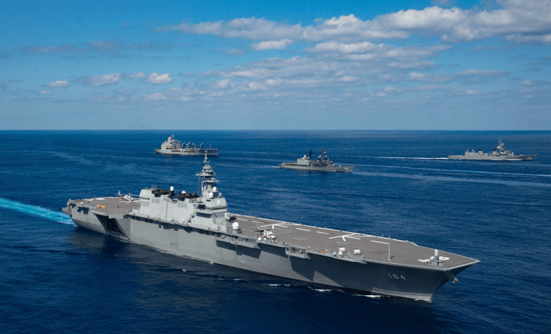 , US, Japan join forces in exercise 'Keen Sword 21', i-NEWS
