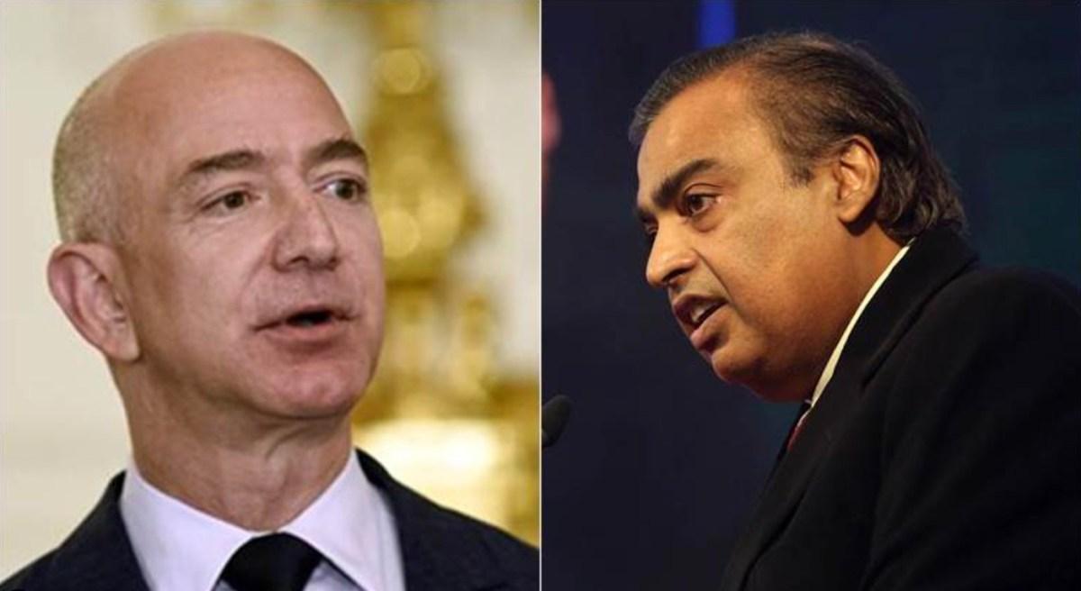 Billionaires battle for India's $1.3 trillion retail market