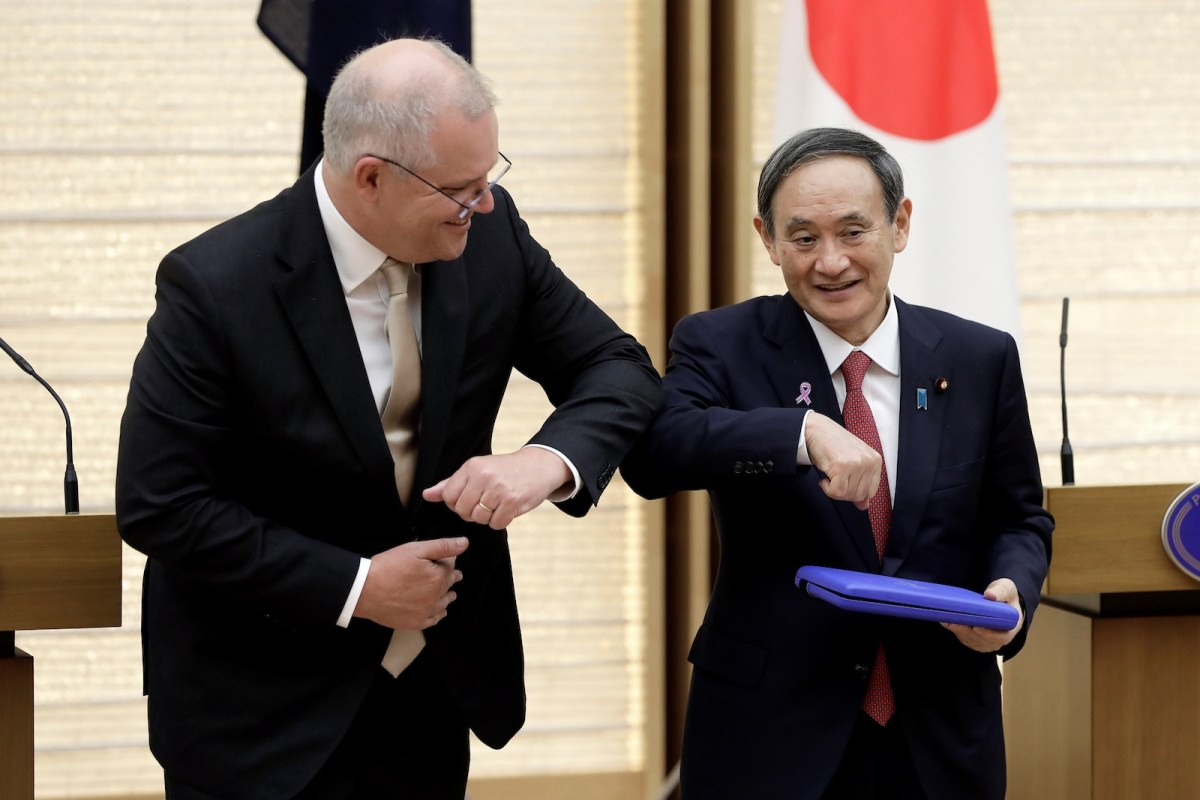 Japan, Australia defense pact needs teeth to matter