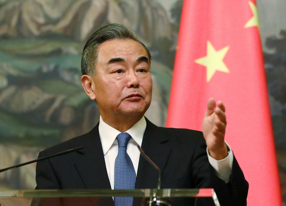 Chinese Foreign Minister Wang Yi says the US and China should work to expand consensus and co-operation. Photo: AFP