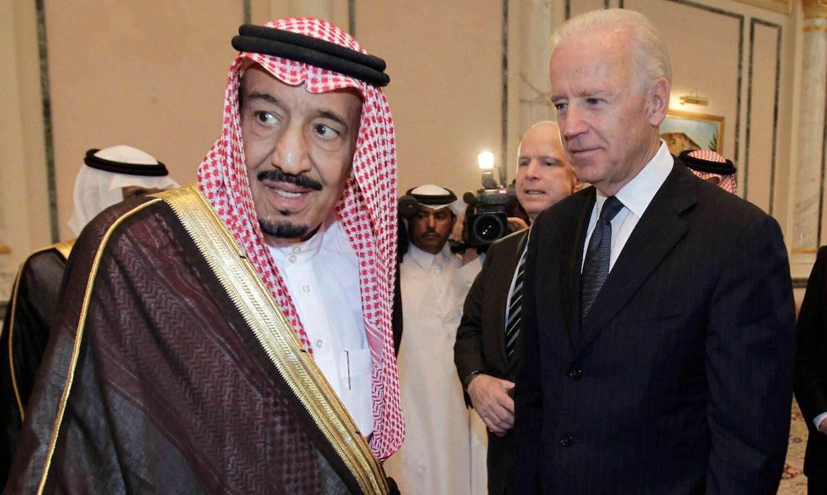 Biden abandons friend in need in Saudi Arabia