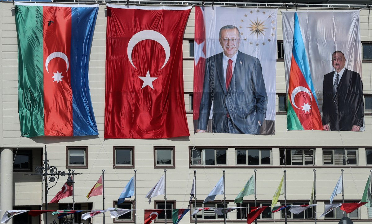 Turkey's diplomatic struggles in the Caucasus