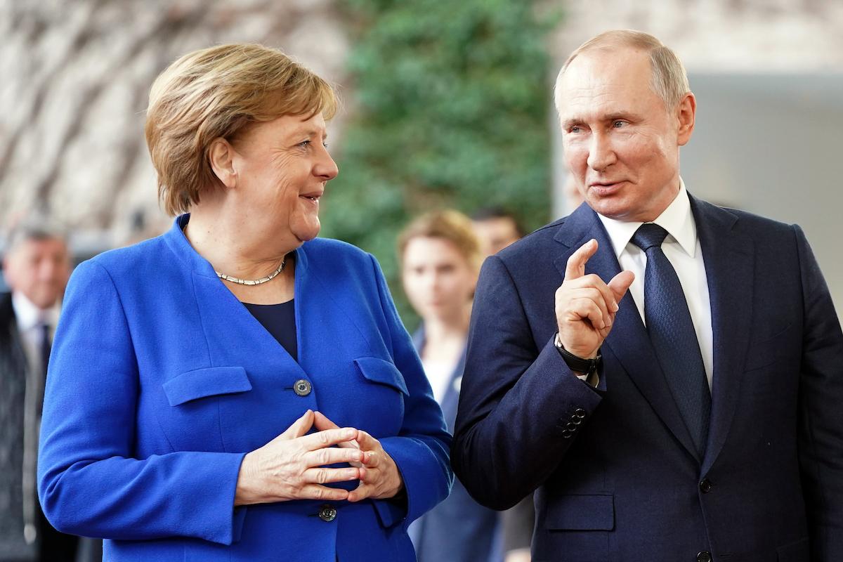 Asiatimes: Russland hält den Schlüssel zur deutschen Souveränität