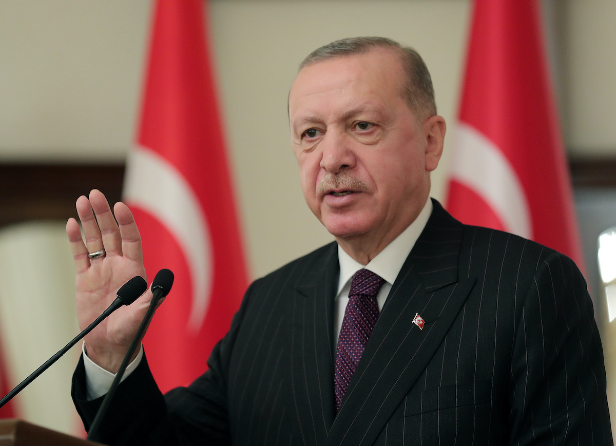 Turkey gets busy mending fences and 'making nice'