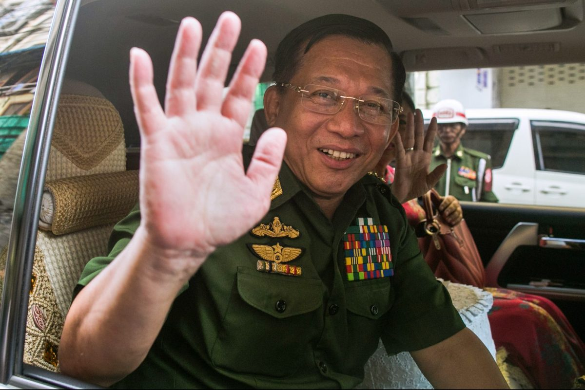 Measure of the man who stole Myanmar's democracy - Asia Times