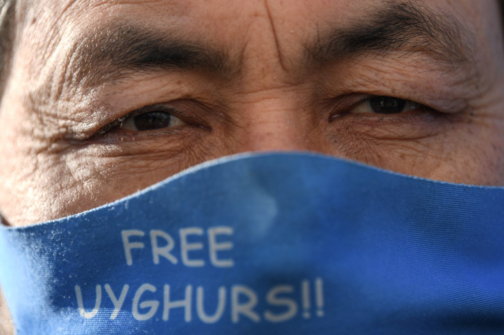 Why Xinjiang is central to US cold war on China