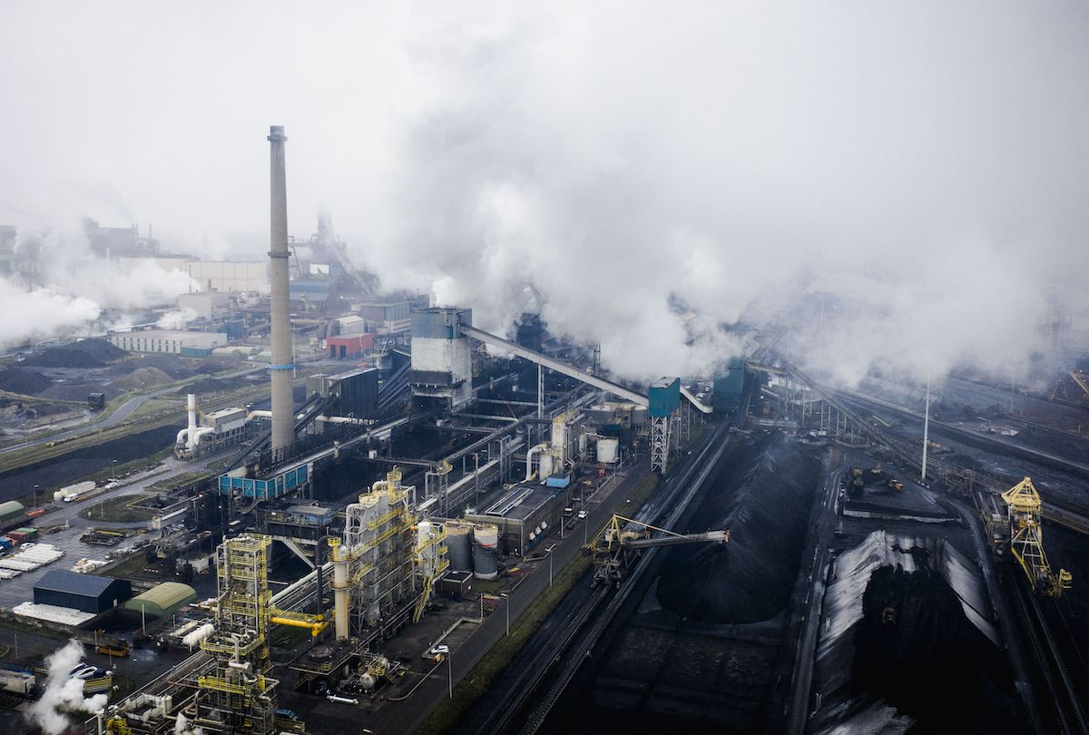 India's industrial decarbonization disconnect