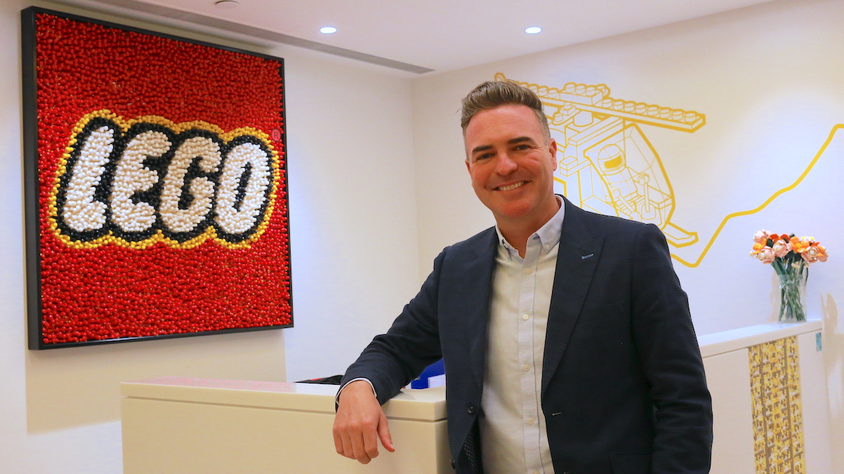 Lego Group building a Greater China empire