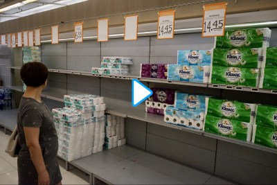 Fed turns US dollar into toilet paper