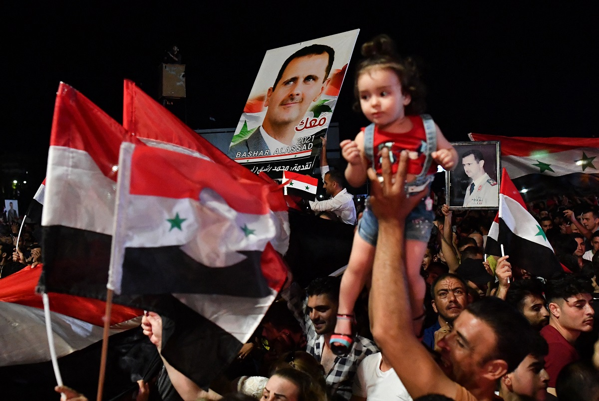 Assad's election win offers pretext to force refugees back