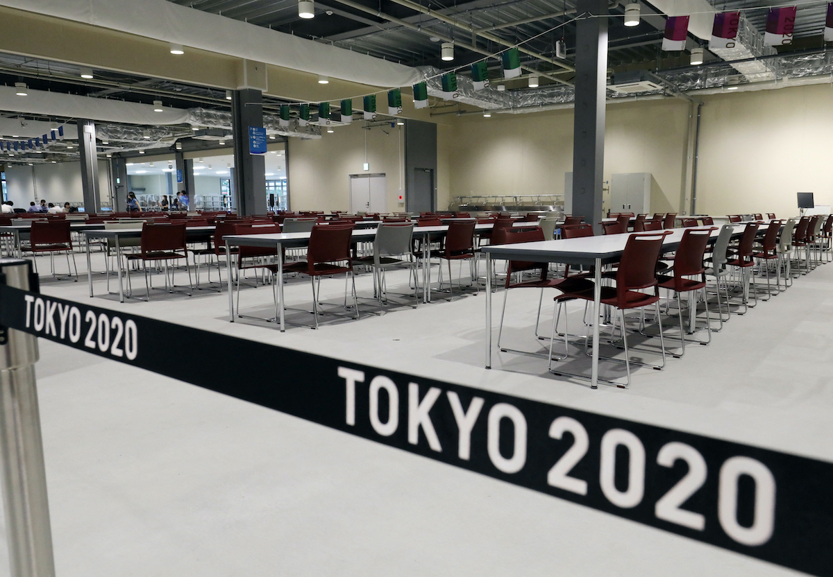 Up to 10,000 fans to be allowed in Tokyo Olympics