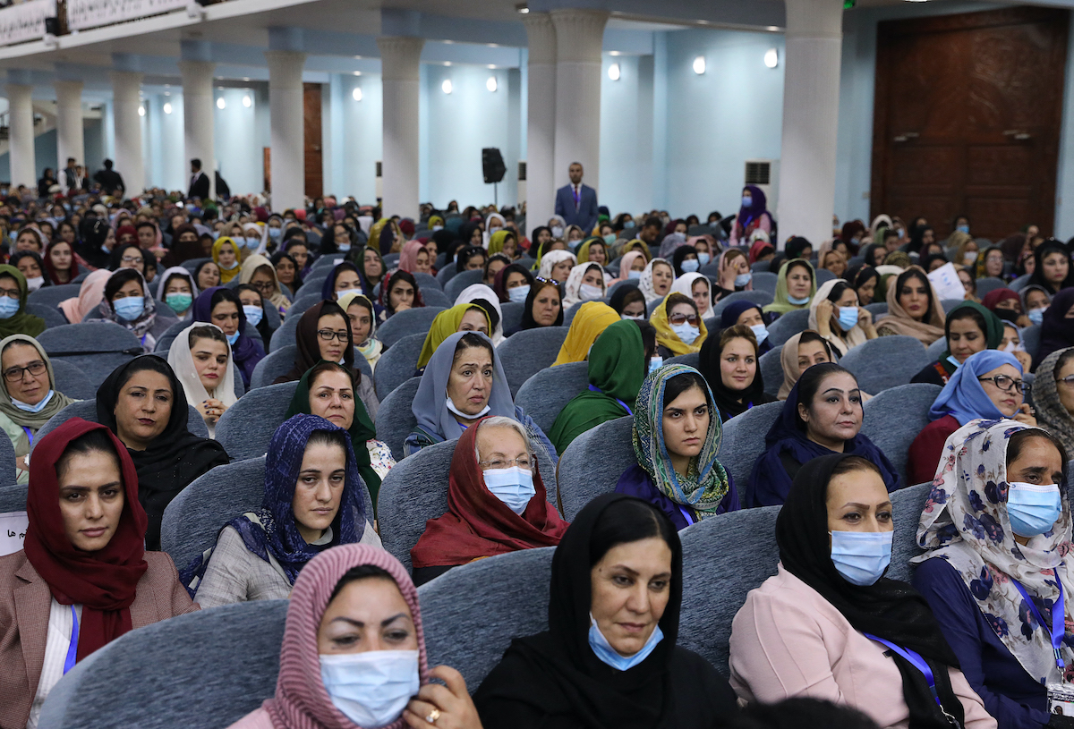 The Taliban's incorrigible view of women