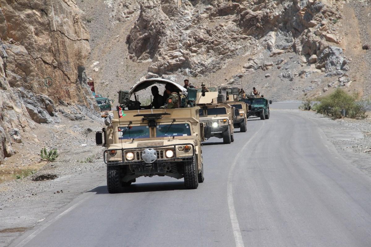 BRI vs. New Quad für den kommenden Boom in Afghanistan