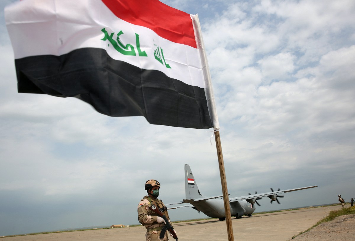 Fears of another 'forever war' disaster in Iraq