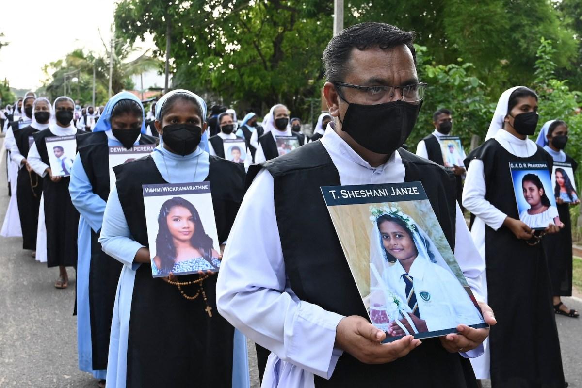 Sri Lanka indicts IS figure over Easter '19 bombings