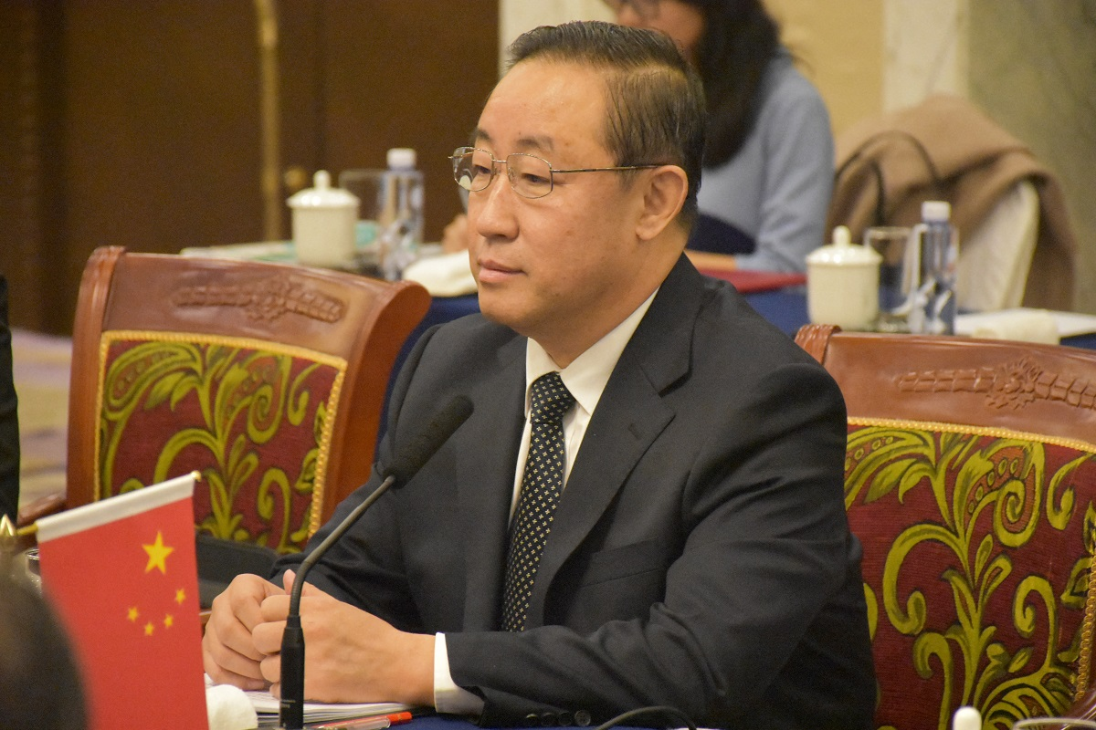 Xi's anti-graft campaign targets justice official