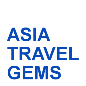 Asia Travel Gems - Best Places To Visit In Asia - Logo