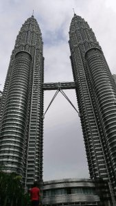 Best Places To Visit In Kuala Lumpur - the Petronas Twin Towers during the day