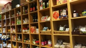 Best Places To Eat In Singapore - New Green Pasture Cafe - Retail Section