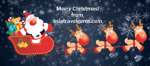 Best Places To Visit In Asia by Asia Travel Gems Wishes Everyone Merry Christmas
