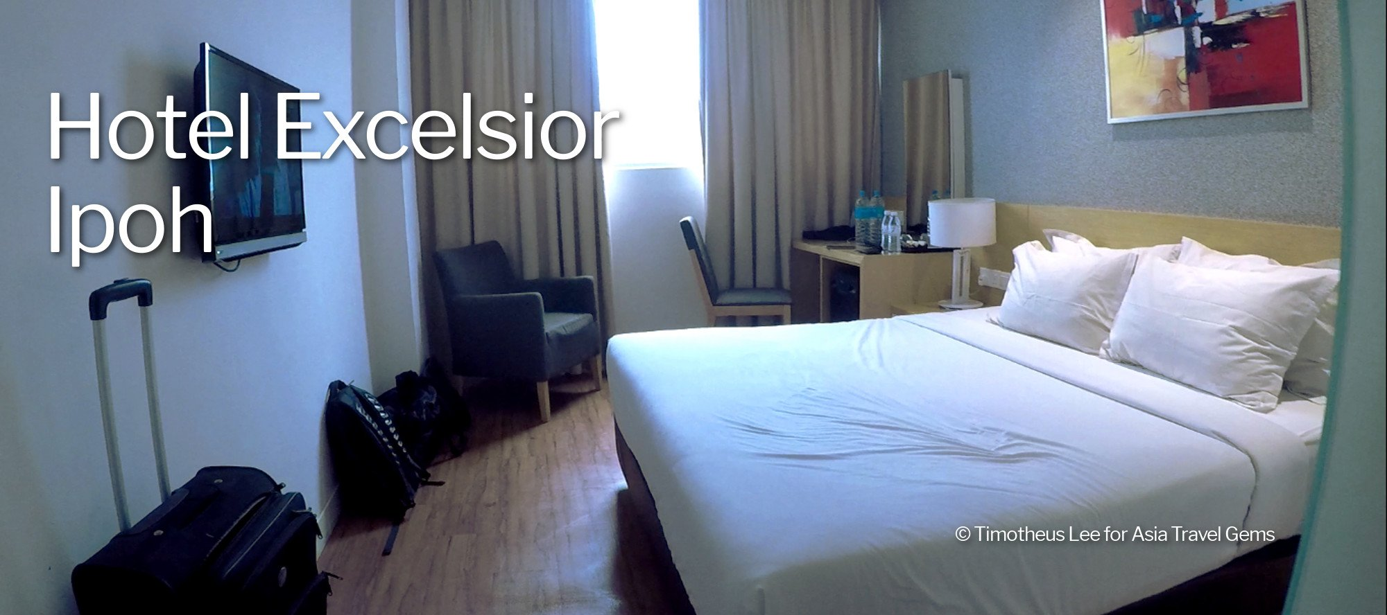Ipoh Hotels Review - Hotel Excelsior Ipoh - header