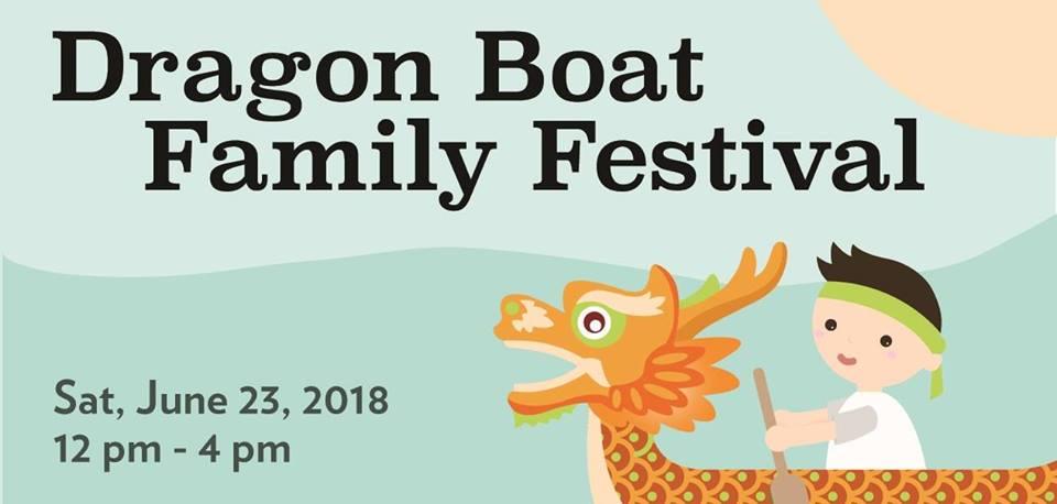 Dragon Boat Family Festival!