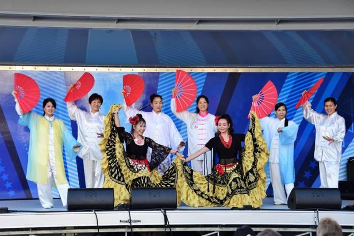 Orlando Hanquing Taiji Culture and Art Center Qi-Pao