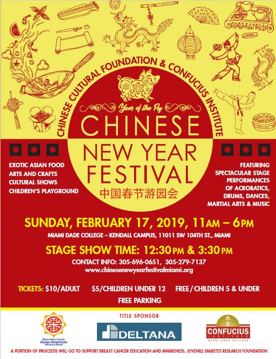 Chinese New Year Miami