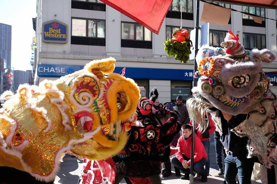 Super Saturday Lion Dance Parades