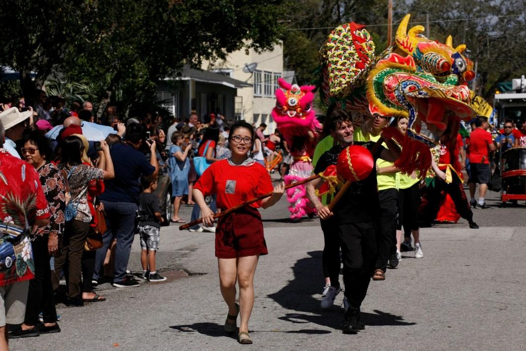 Dragon Parade Lunar New Year Festival coming Feb 17 2019