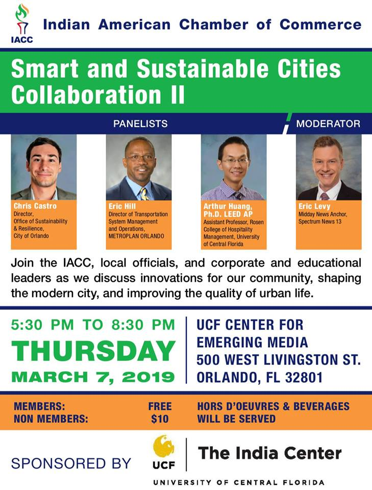 Smart and Sustainable Cities Collaboration II