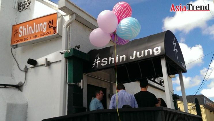 Shinjung Korean Restaurant