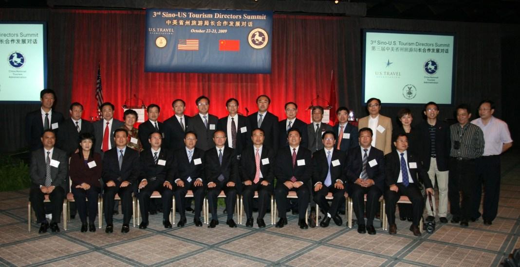 Sino-US Tourism Directors Summit