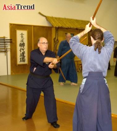 Mukushin-ryu Kacchu Kumitachi Seminar