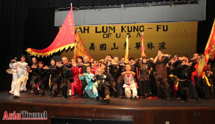 Wah Lum Kung Fu