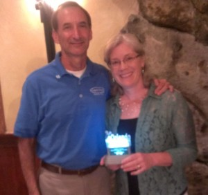 Business/Merchant of the Year – Track Shack & owners Jon & Betsy Hughes