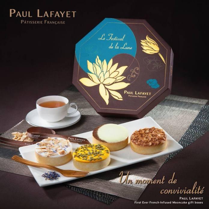 Paul Lafayet mooncake