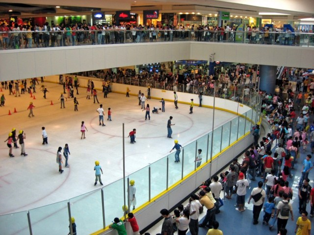 Mall of Asia Ice Rink
