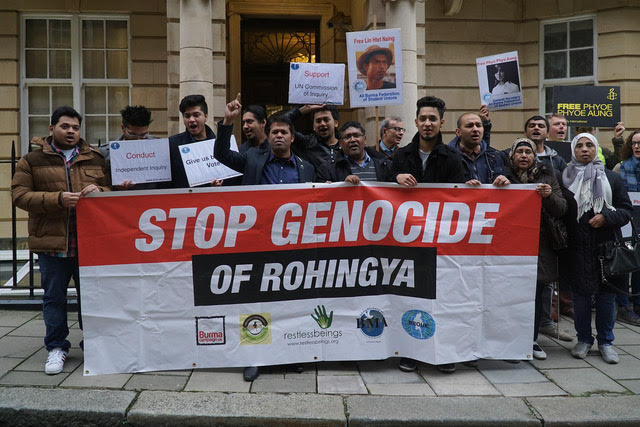 Aung San Suu Kyi Must recognize Human Rights of Rohingyas in Myanmar  By Salil Shetty*