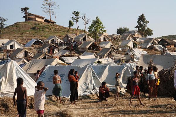 Protecting Rohingya