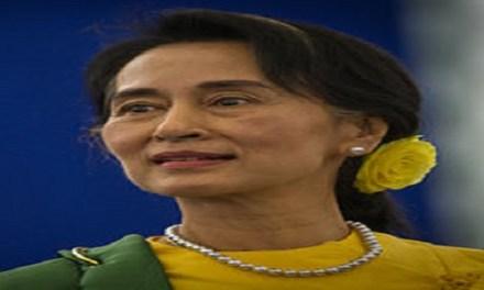 For Daw Aung San Suu Kyi, Politics is a Vocation