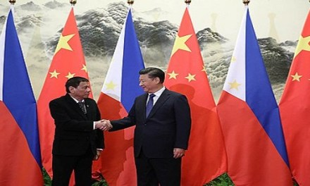 WHY IS DUTERTE ENAMORED OF CHINA?