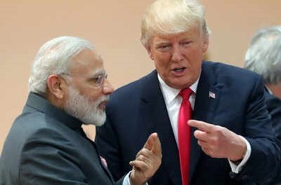 ALL IS NOT WELL BETWEEN WASHINGTON AND NEW DELHI